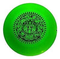 ThankU Ultimate Frisbee Fliegende Sport Disc 175 Gramm Night Glow mit...