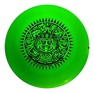 ThankU Ultimate Frisbee Fliegende Sport Disc 175 Gramm Night Glow mit...