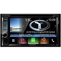 Kenwood DNX693S AV Navigation System with Apple CarPlay (Certified Refurbished)