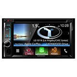 Kenwood DNX693S AV Navigation System with Apple CarPlay (Certified Refurbished)