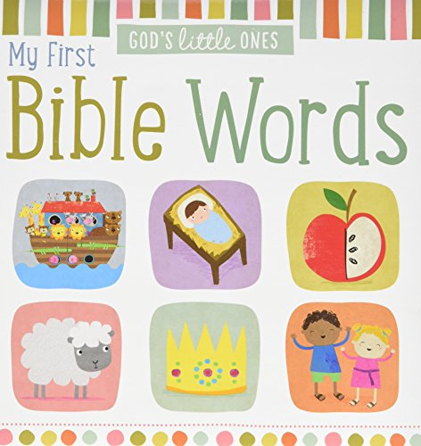 My First Bible Words (God's Little Ones)