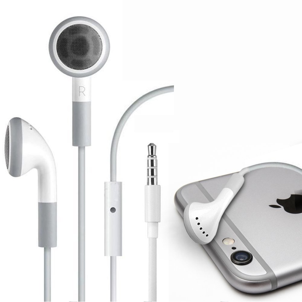 Amazoncom Fosmon Headphones Handsfree Headset With Jack Mic For