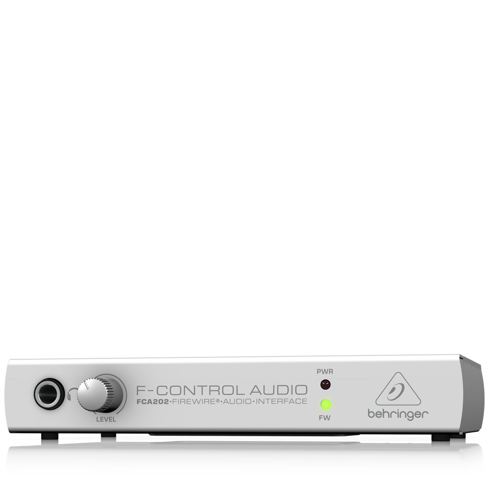 Behringer FCA202 FireWire Audio Interface Control MUSIC Group