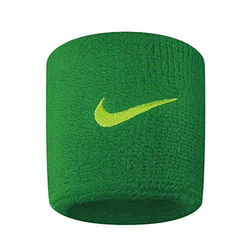SWOOSH WRISTBANDS SPRING VOLTAGE GREEN