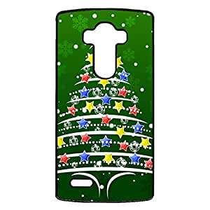 LG G4 Moulded Cover Case Fun Christmas Printing Phone Case Christmas Tree Best Christmas Gifts Phone Case