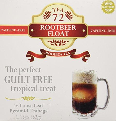 Root Beer Float Dessert - Tea72 Root Beer Float