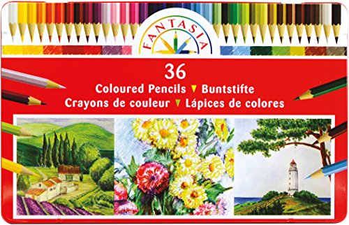Pro Art Colored Pencil 36 Piece product image