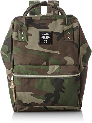 (Anello Polyester Canvas Backpacks (Camouflage))