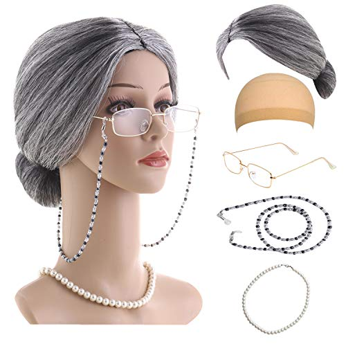 old lady costume for women outfit buyer's guide