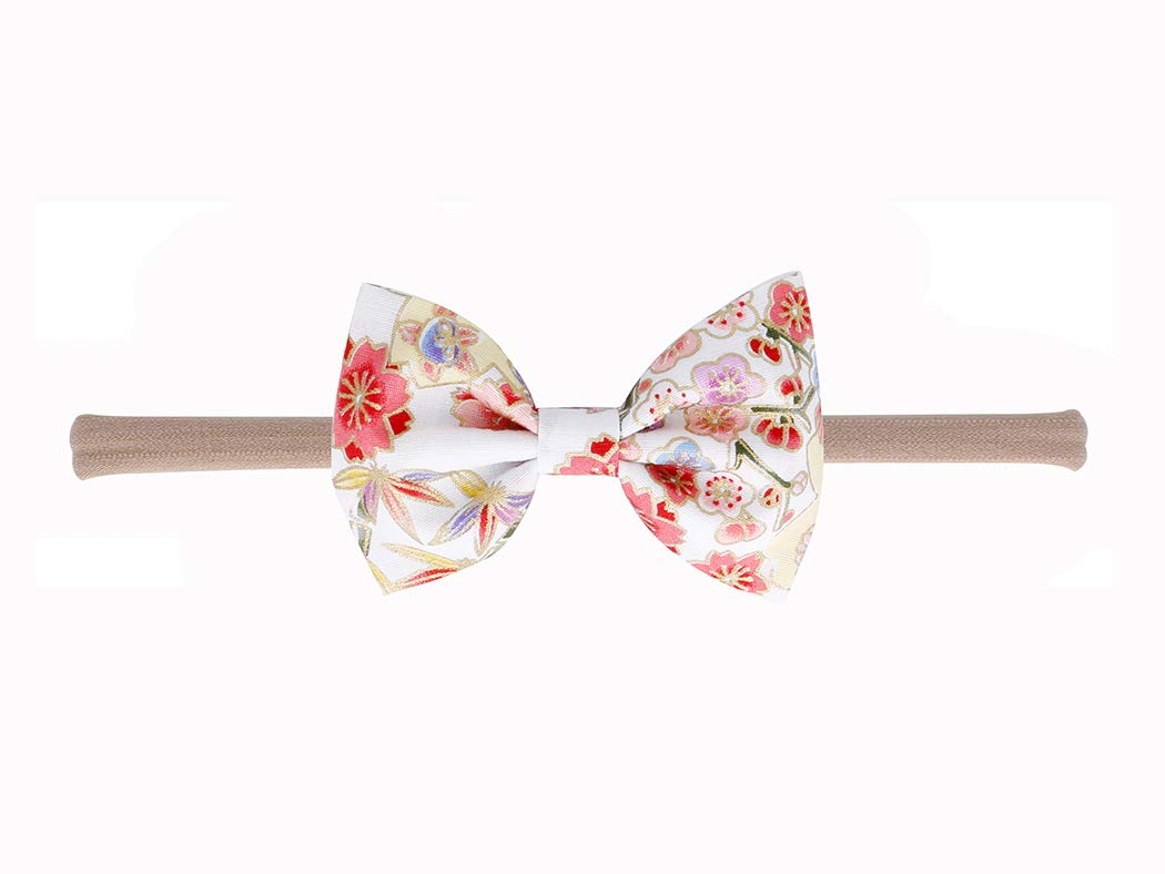 Champagne Newborn Infant Toddler Hair Accessories Xiaoyu 10PCS Baby Girls Headbands and Bows