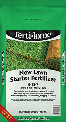 Ferti-Lome New Lawn Starter Fertilizer 9-13-7 - 20 lbs.