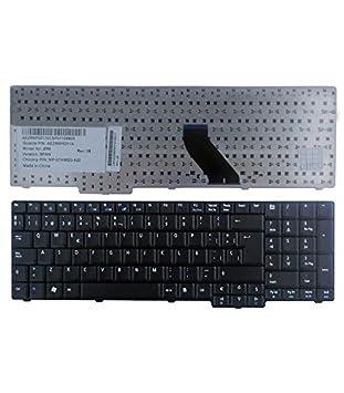 Portatilmovil - Teclado para Acer Aspire 6530 6530G 6930 6930G 7730G 8920 8930: Amazon.es: Electrónica