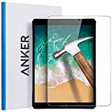 iPad Pro 10.5'' Screen Protector , Anker Tempered Glass Screen Protector - Retina Display / Apple Pencil Compatible / Scratch Resistant