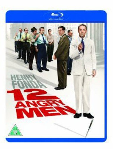 Twelve Angry Men [Blu-ray]