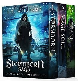 Stormborn Saga Guardian J T Williams ebook product image