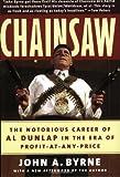 Chainsaw, John A. Byrne, 0066619815