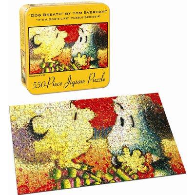 Snoopy / Ever Dog Breath Puzzle