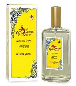 ALVAREZ GOMEZ ALVAREZ GOMEZ agua de colonia vaporizador rellanable 150 ml
