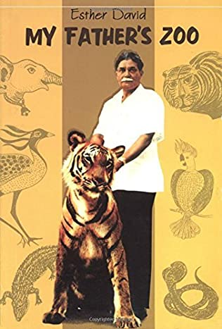 book cover of My Fathers Zoo