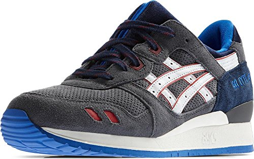Asics Onitsuka Tiger Gel Lyte 3 III H30QK-1301 Sneaker Shoes Schuhe Mens Grey/White