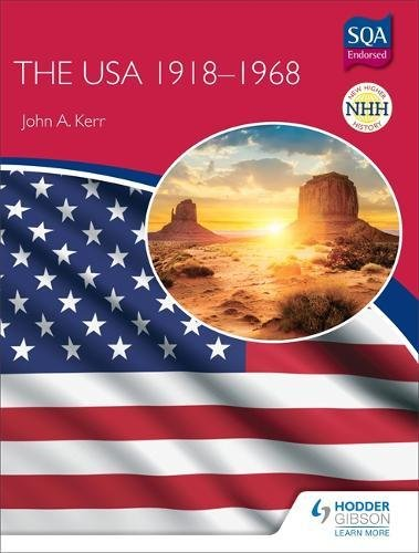 New Higher History: The USA 1918-68