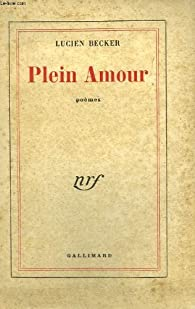Book's Cover ofPlein amour