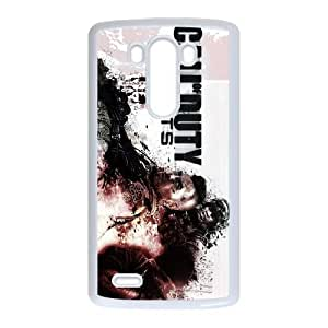 Printed Cover Protector LG G3 Cell Phone Case Call of Duty Ghosts Ngfyc Unique Design Cases