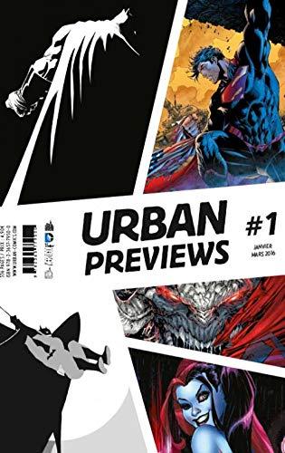 URBAN PREVIEWS #1 COLLECTIF