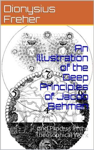 An Illustration of the Deep Principles of Jacob Behmen: and Process in the Theosophical Work