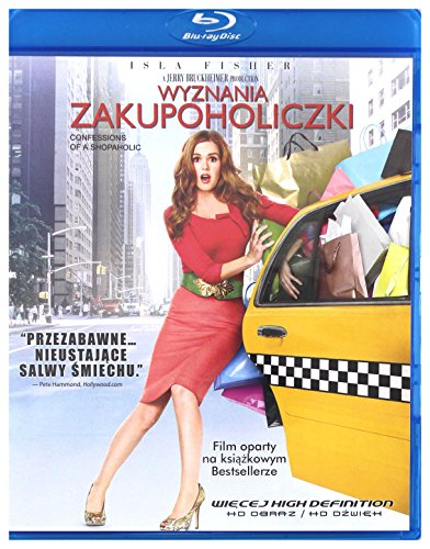 Confessions of a Shopaholic (English audio. English subtitles) -  Blu-ray, Rated PG, P.J. Hogan