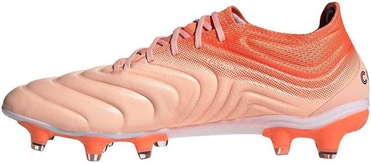 adidas COPA 19.1 FG Damen Orange Weiss: : Sport