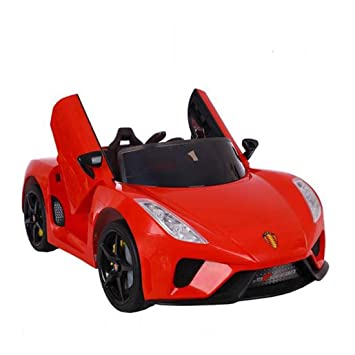 Buy Baybee The Ferrari Battery Operated Ride On Car For Kids Car Children Car Kids Cars To Drive Baby Car Electric Car For Kids Suitable For Boys Girls Online At Low Prices In India