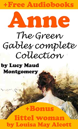 Bargain eBook - Anne  The Green Gables complete Collection