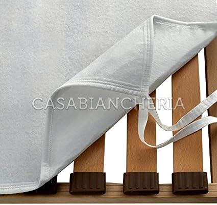 Casabiancheria Coprirete Salva colchón de Fieltro Nube: Amazon.es: Hogar