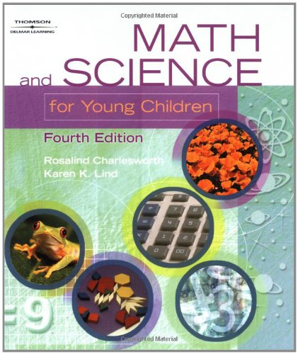 Math & Science for Young Children, 4th Edition