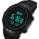 Mens Watches Fashion Digital Electronic...