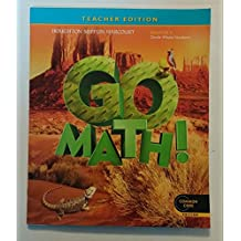 Go Math! Grade 5 Teacher Edition Chapter 2: Divide Whole Numbers (Common Core Edition)
