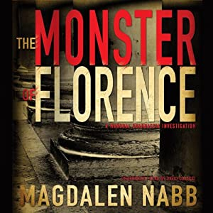 The Monster of Florence Audiobook