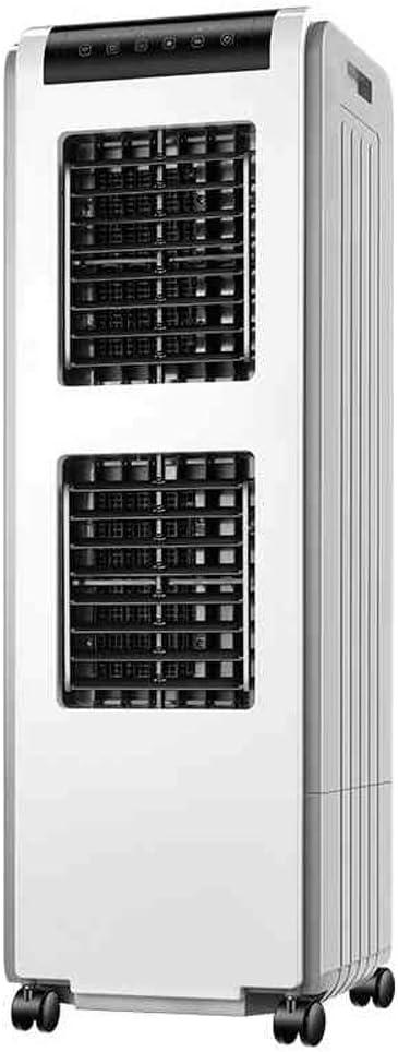 Refrigerador de Aire de Ahorro de energía en el hogar único Ventilador de enfriamiento frío Aire Acondicionado refrigerado por Agua Aire Acondicionado Industrial Ventilador Internet café almacén