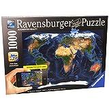 Ravensburger Satellite World Map - Augmented Reality Puzzle