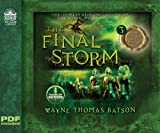 The Final Storm (Library Edition): The Door Within Trilogy - Book Three