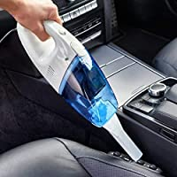 Kitchen point's Powerful Portable High Power 12V Vacuum Cleaner For Car and Home Wet & Dry Car Vaccum Cleaner Multipurpose Vaccum Cleaner For Office Vacuum Cleaner-210