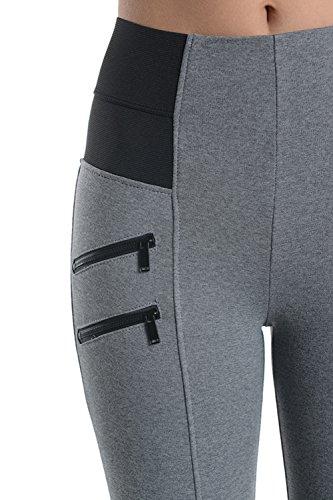 Ci Sono Juniors/Womens Leggings, Jeggings, High Waist Ponti Pants. Sizes Small-XXXL