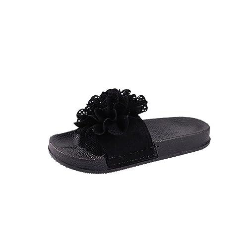 OHQ Sandalias Romanas De Playa para Mujer Sandalias Zapatillas Verano Zapatillas Moda Zapatillas De Playa Zapatos