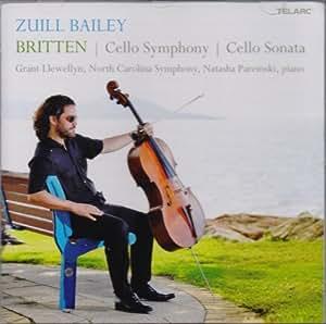 Britten: Cello Symphony / Cello Sonata