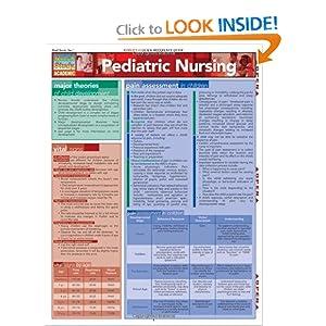 Pediatric Nursing (Quickstudy: Academic) Inc. BarCharts