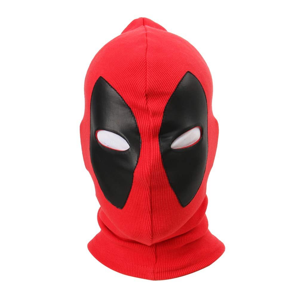 FangjunxianST DP Mask Deluxe Full Head Flexible Helmet Cosplay Costume Accessory