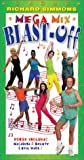 Richard Simmons: Mega Mix Blast-Off [VHS]