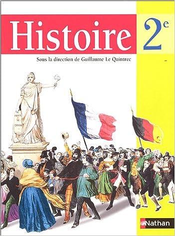 En ligne téléchargement Histoire 2e epub, pdf