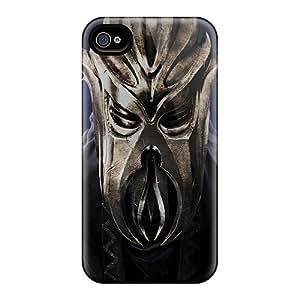 New Arrival Premium 4/4s Case Cover For Iphone (the Elder Scrolls V Skyrim Dragonborn)